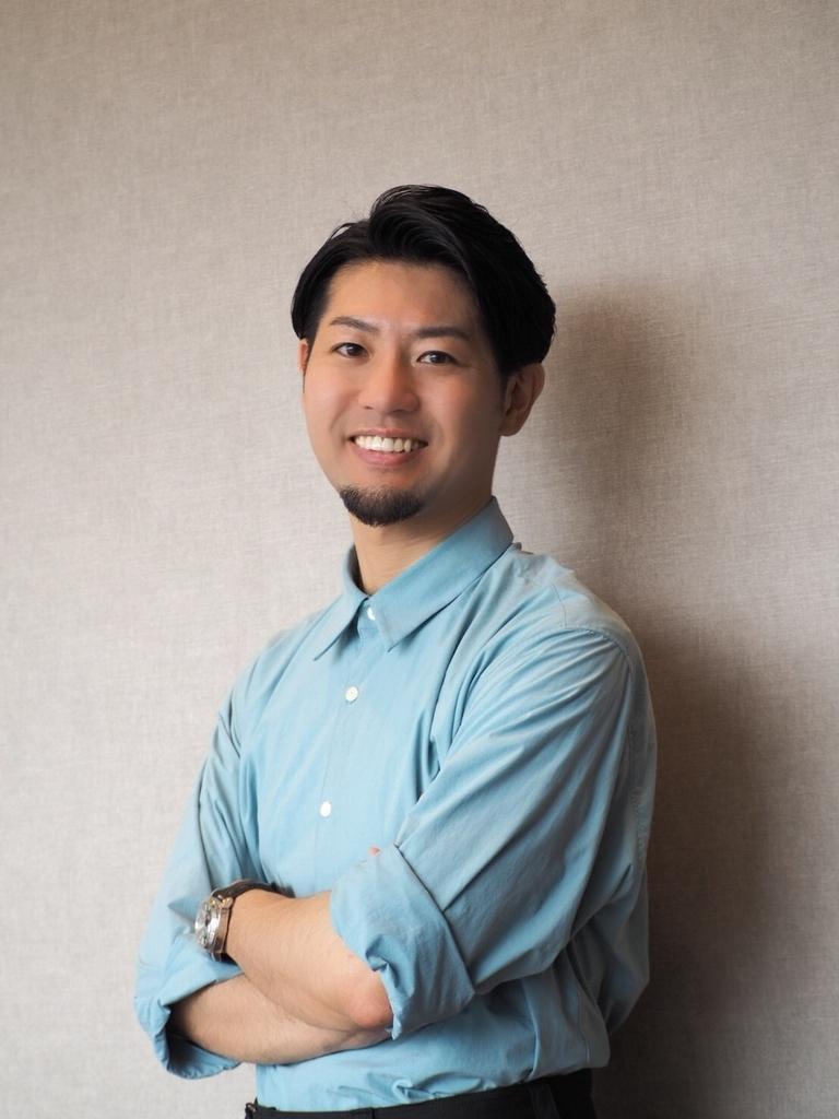 おすすめメンズグルーミングスタイリスト前田